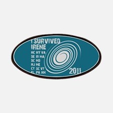 I Survived Irene 2011 Patches