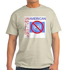 UN American Ash Grey T-Shirt