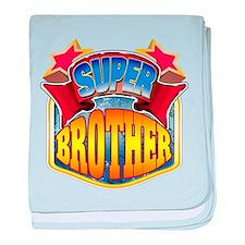 Super Brother baby blanket