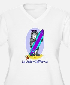 Surfing Seal T-Shirt