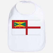 Grenada Naval Ensign Bib