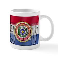 Silky Flag of Paraguay Mug