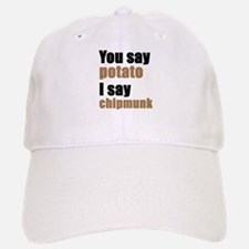 You Say Potato Baseball Baseball Cap