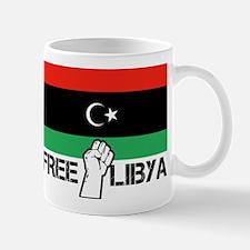 Funny Qaddafi Mug