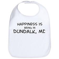 Happiness is Dundalk Bib
