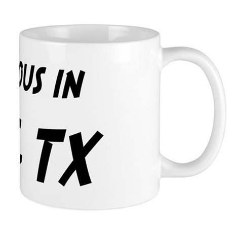 Famous in Dallas Mug