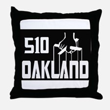 BAY AREA -- T-SHIRT Throw Pillow