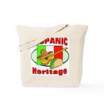 Hispanic Heritage Tote Bag