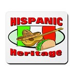 Hispanic Heritage Mousepad