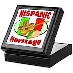 Hispanic Heritage Keepsake Box
