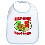 Hispanic Heritage Bib