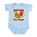 Hispanic Heritage Infant Creeper