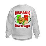 Hispanic Heritage Kids Sweatshirt