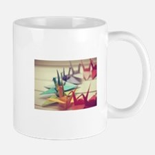 Paper Cranes *Origami Mug