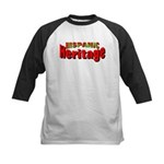 Hispanic Heritage Kids Baseball Jersey