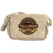 Telluride Sepia Messenger Bag