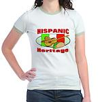 Hispanic Heritage Jr. Ringer T-Shirt