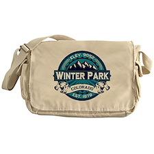 Winter Park Ice Messenger Bag