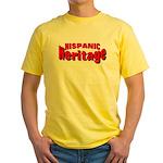 Hispanic Heritage Yellow T-Shirt