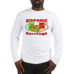 Hispanic Heritage Long Sleeve T-Shirt