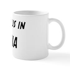Famous in Tunisia Mug