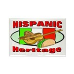Hispanic Heritage Rectangle Magnet (100 pack)