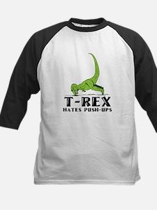 T-Rex Hates Push-Ups Tee