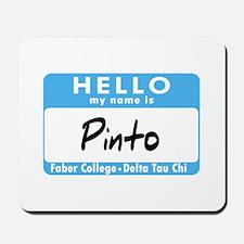 AH: Pinto Mousepad