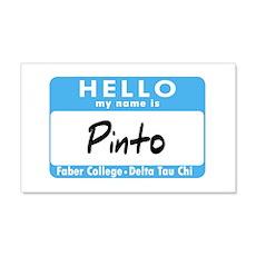 AH: Pinto 22x14 Wall Peel