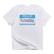 AH: Flounder Infant T-Shirt