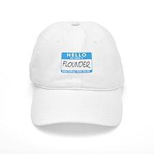 AH: Flounder Baseball Cap