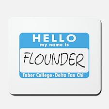 AH: Flounder Mousepad