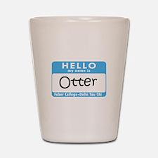 AH: Otter Shot Glass