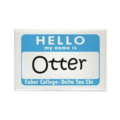AH: Otter Rectangle Magnet (10 pack)