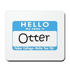 AH: Otter Mousepad