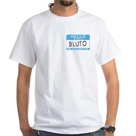 AH: Bluto White T-Shirt