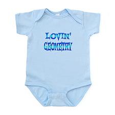 Geometry Love Infant Bodysuit