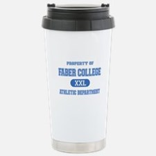 AH: Faber Stainless Steel Travel Mug