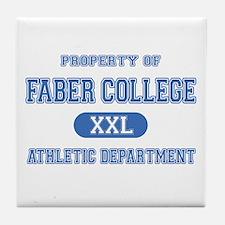 AH: Faber Tile Coaster