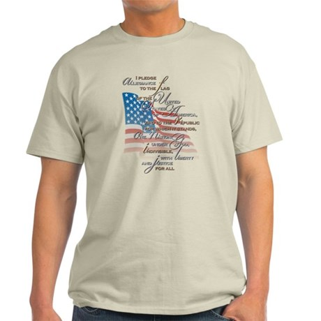 US Pledge - Light T-Shirt