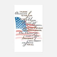 US Pledge - Decal