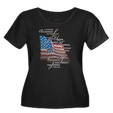US Pledge - T
