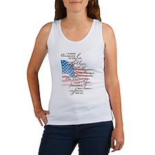 US Pledge - Women's Tank Top