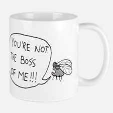 Not the Boss Mug