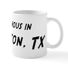 Famous in Arlington Mug