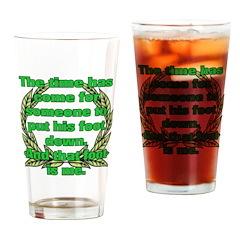AH: Foot Drinking Glass