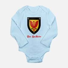Clan MacAlister Long Sleeve Infant Bodysuit