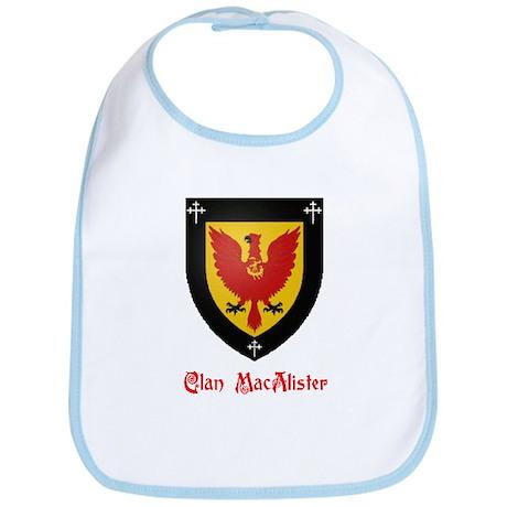 Clan MacAlister Bib
