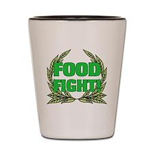 AH: Food Fight! Shot Glass