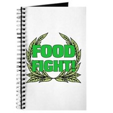 AH: Food Fight! Journal